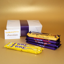 Cadbury chocolate gift ideas for her, milk chocolate gifts for girls