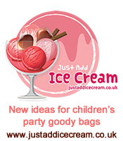 Great fun goody bag ideas, party bags for childrens parties